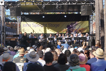 Big Wing at 40th Manly Jazz Festival3