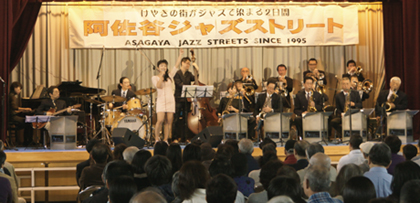 Big Wing @ 阿佐谷Jazz Streets 2012