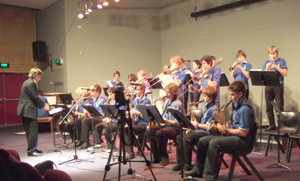 Manly Selective Campus Bigband